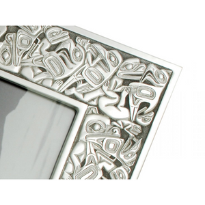 Native Panel Fine Pewter Picture Frames - Image 2