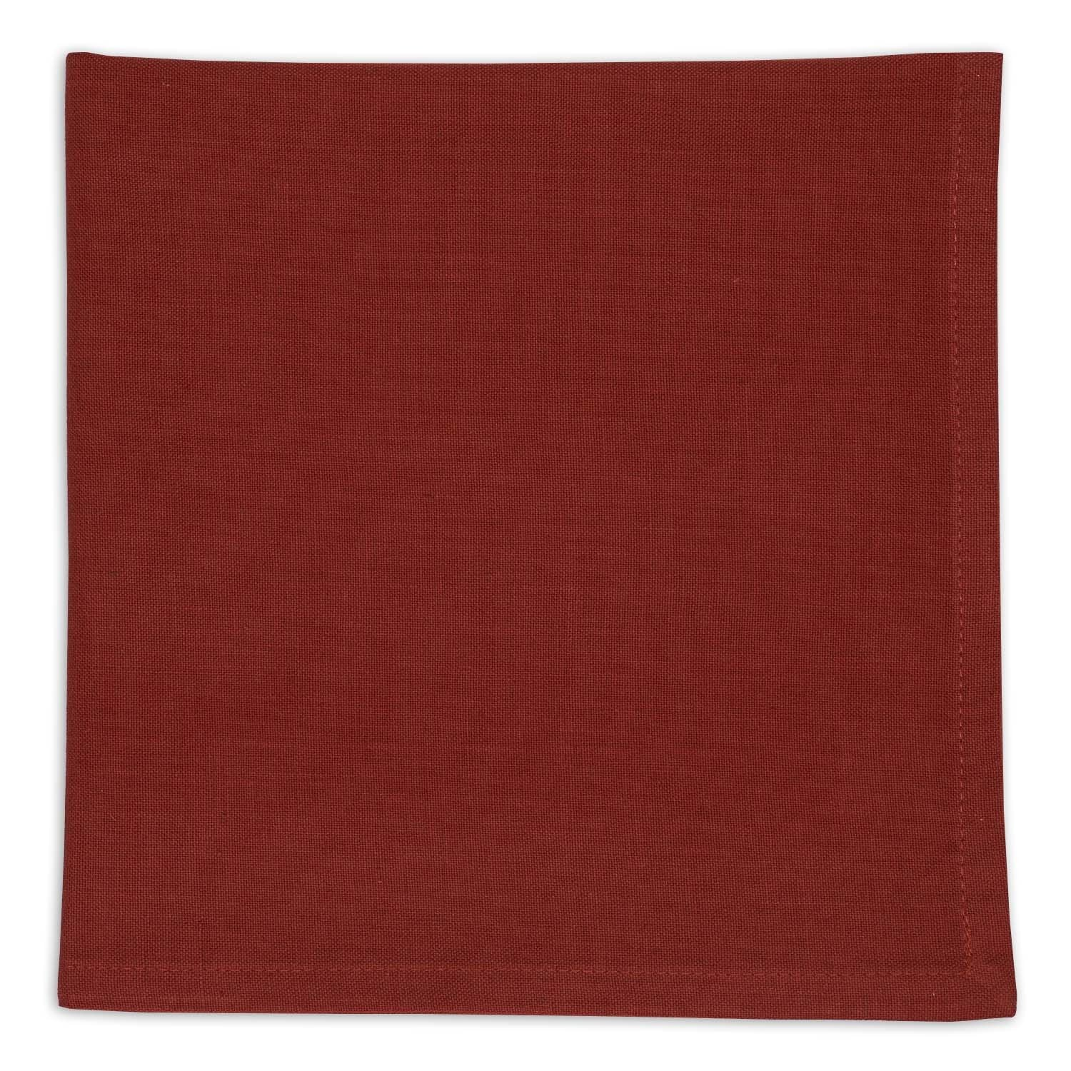Cloth Table Napkin in Picante Red