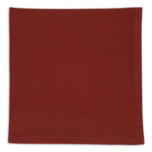 Load image into Gallery viewer, Cloth Table Napkin in Picante Red