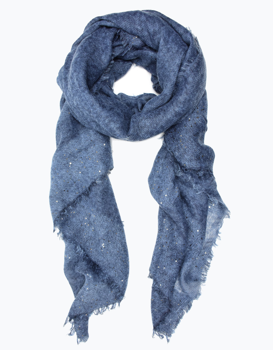 BRONWIN SCARF DENIM