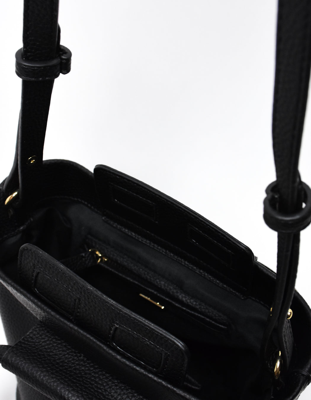 IMOGEN CROSSBODY BLACK