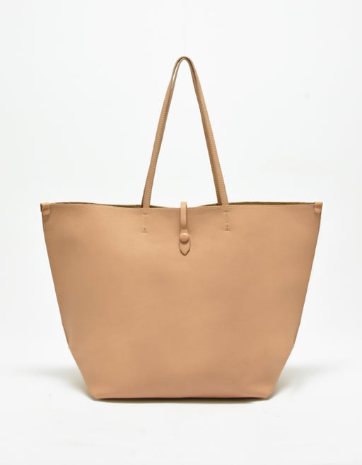 SOBRIQUET TOTE MATTE LIGHT TAN