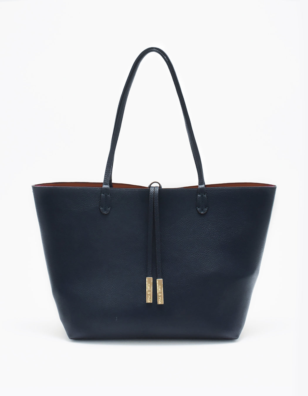 DEPARTURE TOTE MIDNIGHT BLUE/COPPER