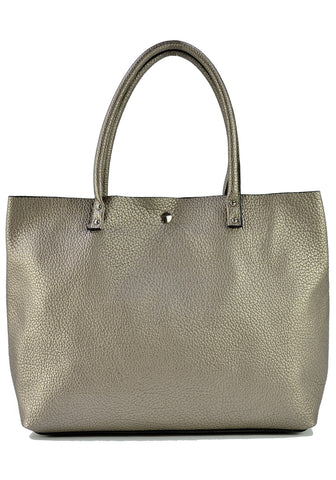 Tima Tote Pewter