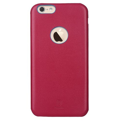 BASEUS Thin Case for iPhone 6/6 Plus - Red