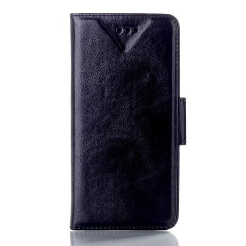 Black Wallet Style iPhone 6 Case