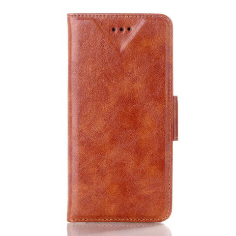 Brown Wallet Style iPhone 6 Case