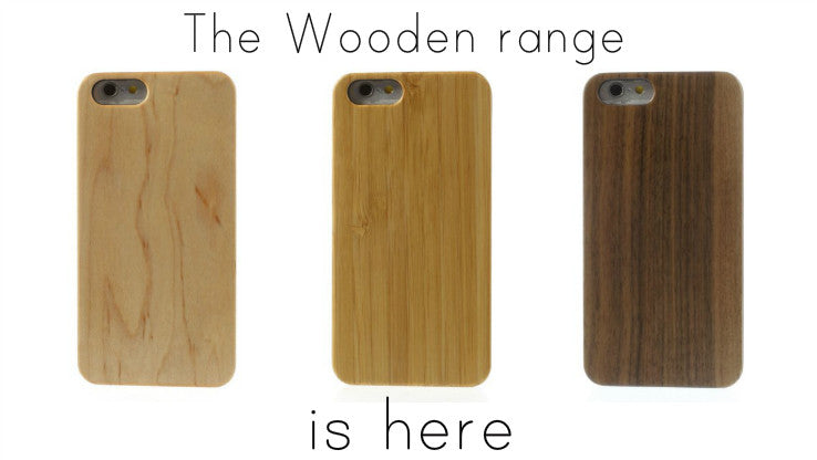 Wooden iPhone 6 Cases