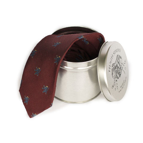 Red Lion Neck Tie