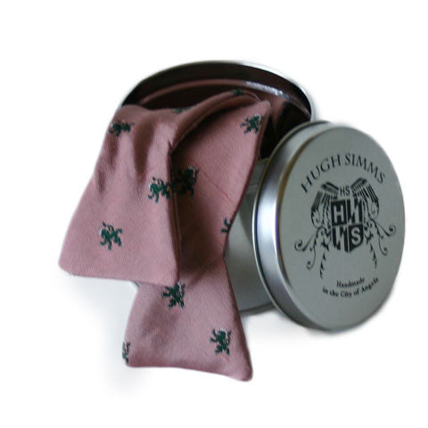 Salmon Creek Bow Tie Packaging