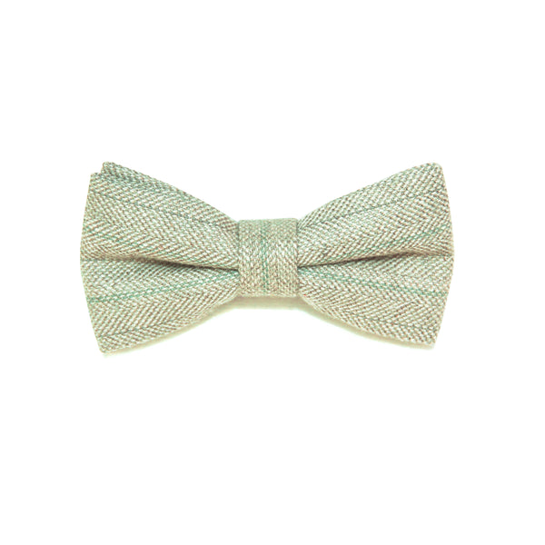 Hampton Off-White Bow Tie