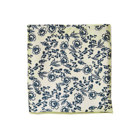 Harlem Blue Pocket Square