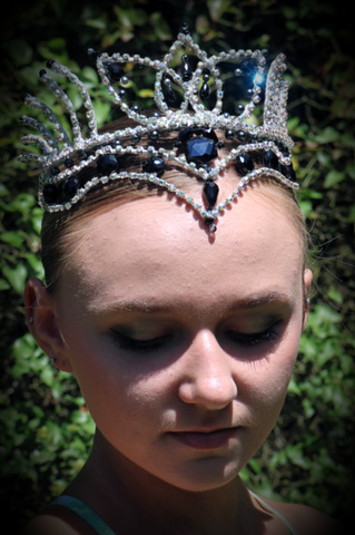 Raymonda Regal Headpiece