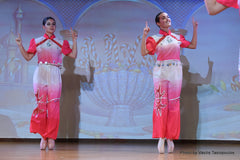Chinese Dance - The Nutcracker - Dancewear by Patricia