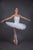 White Professional Platter - Dancewear by Patricia