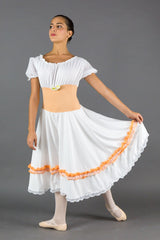Classical Peasant - Dancewear by Patricia