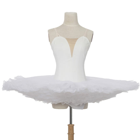 Etoile - White Professional Tutu with no Decoration