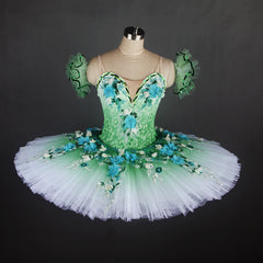 Fairy of the Green Meadows - Dancewear by Patricia
