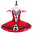 Esmeralda Gipsy Red - Dancewear by Patricia