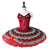 Red Paquita Princess - Dancewear by Patricia