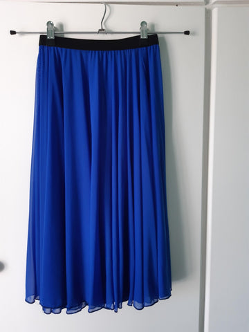 Blue Midnight Rehearsal Skirt
