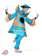 Chinese Man's Costume - F0044