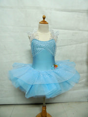 Blue Classic - Dancewear by Patricia
