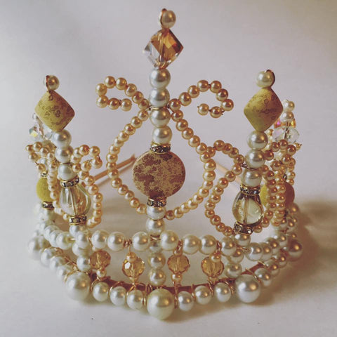 Duchess Headpiece