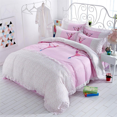 Ballerina's Room - Bed Set