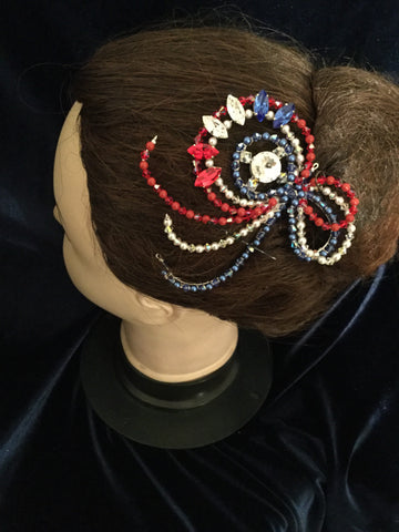 The Flames of Paris Headpiece