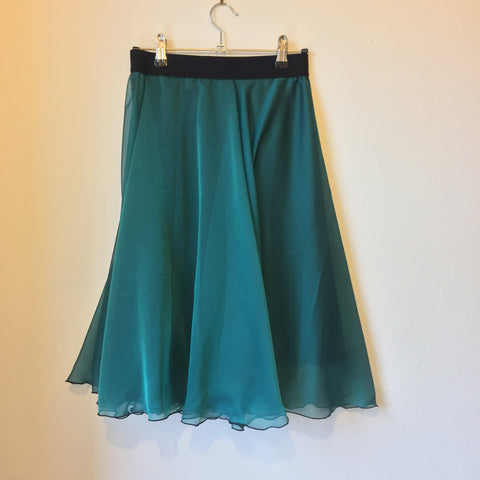 Circle Rehearsal Skirt Jade