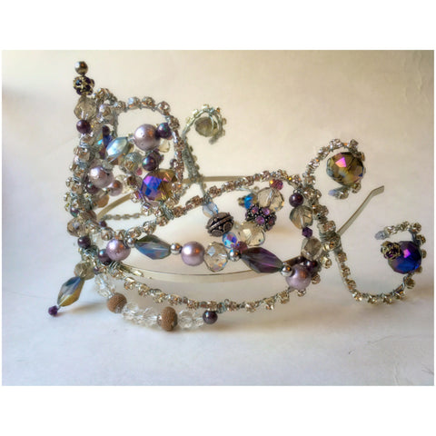 Lilac Fairy Headpiece