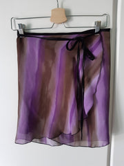 Lilac and Brown Ombre' - Dancewear by Patricia