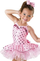 Pink Sparkles - Dancewear by Patricia