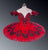 RED FLOWER - Dancewear by Patricia