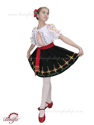 Moldavian National Costume (Child) - J0014