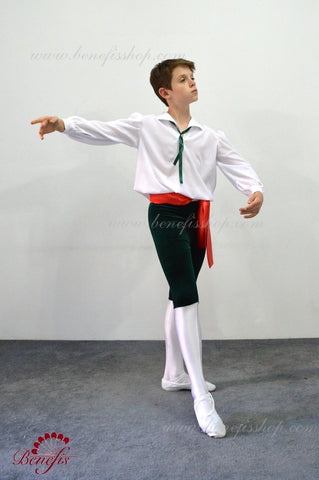 Napoli Male Stage Costume F0243