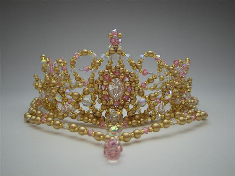 Sleeping Princess Tiara