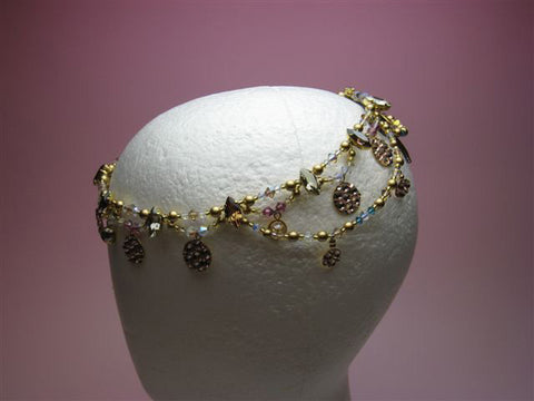 Gipsy Headpiece (Esmeralda)