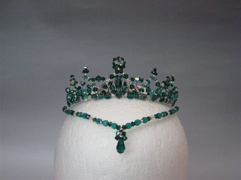 """La Esmeralda"" Professional Headpiece"