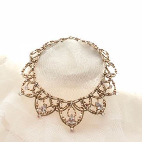 Princess Ballet Necklace