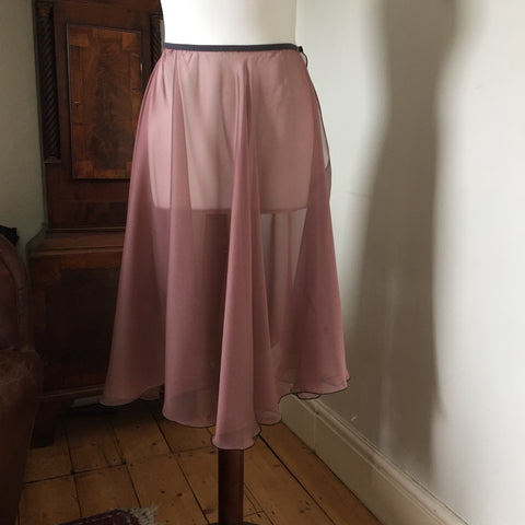 Rose Quartz Rehersal Skirt