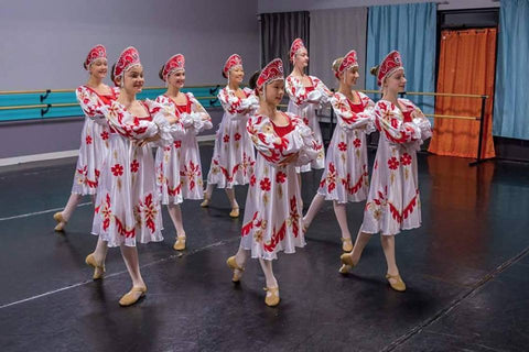 Nutcracker Russian Dance