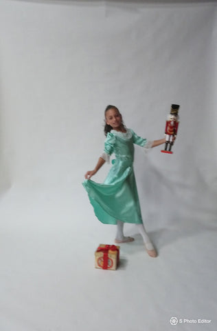 SALE - Nutcracker Party Dress