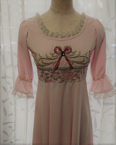 Clara's Pink Nightgown