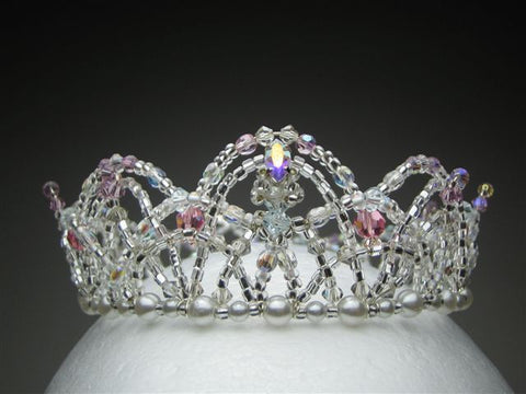 Light Rose Tiara