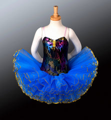 Blue Iris - Dancewear by Patricia
