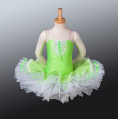 Green Orchid - Dancewear by Patricia