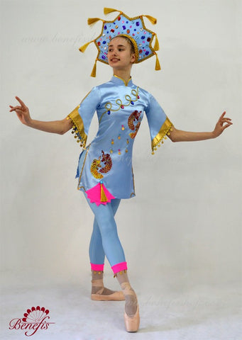 Chinese Woman's Costume P0234