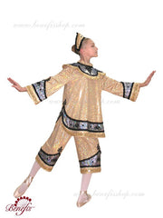 Chinese Woman's Costume - P0215